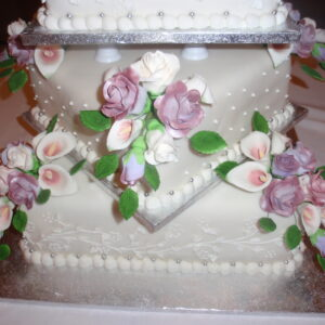 Fondant Flowers & Other Creations